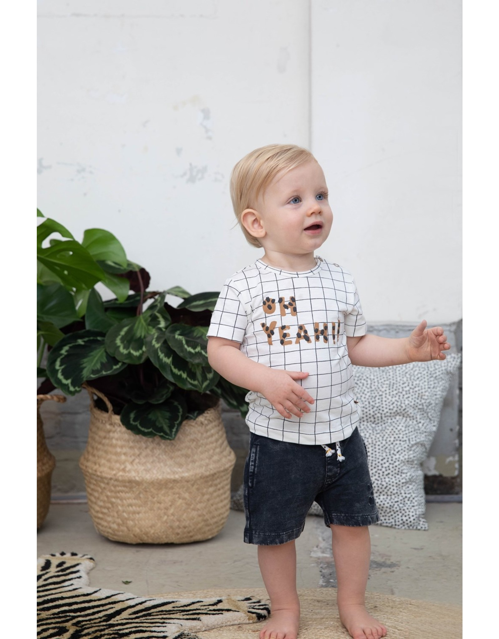 Feetje T-shirt Oh Yeah - Born To Be Wild maat 80