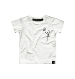 Your Wishes Flamingo shirt maat 98/104