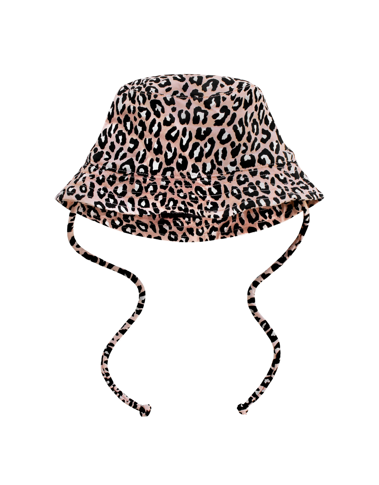 Your Wishes Leopard Pink | Summer Hat maat 62/68
