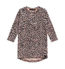 Your Wishes Leopard Pink | Dress