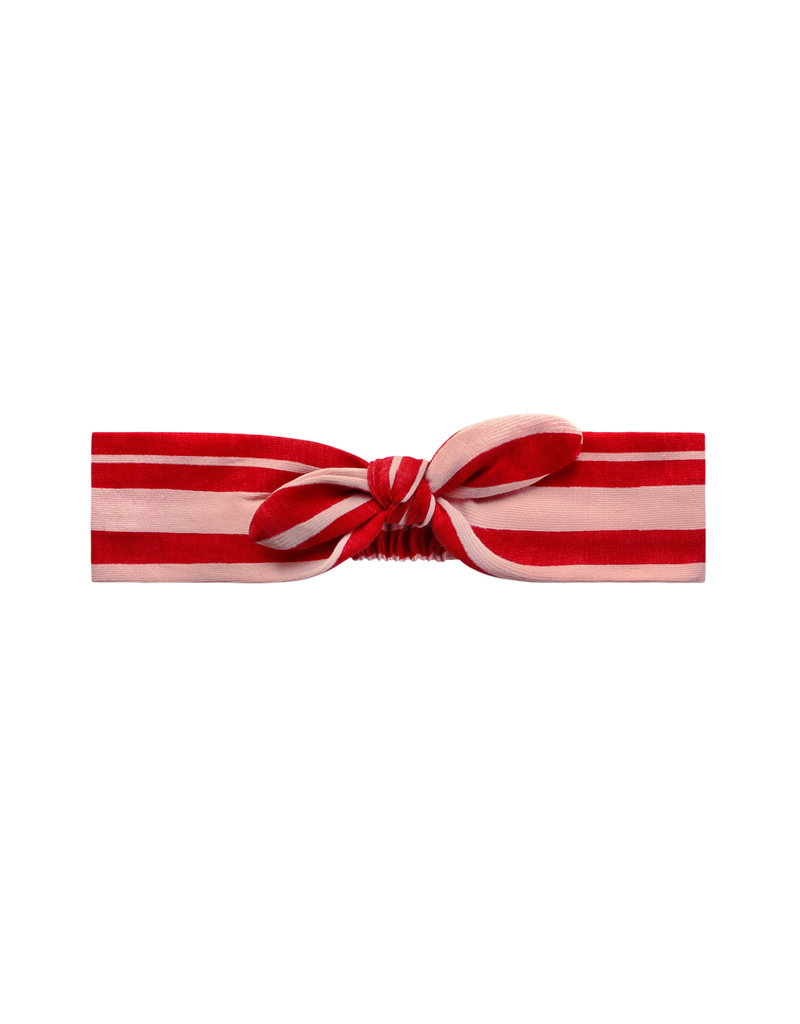Your Wishes Pink Stripes   Headband Mini
