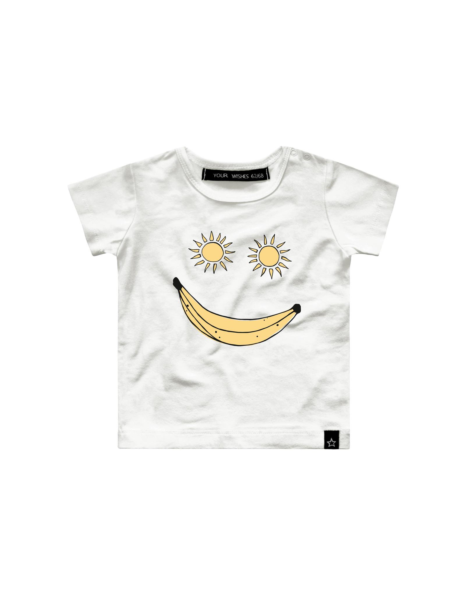 Your Wishes Banana Smile shirt