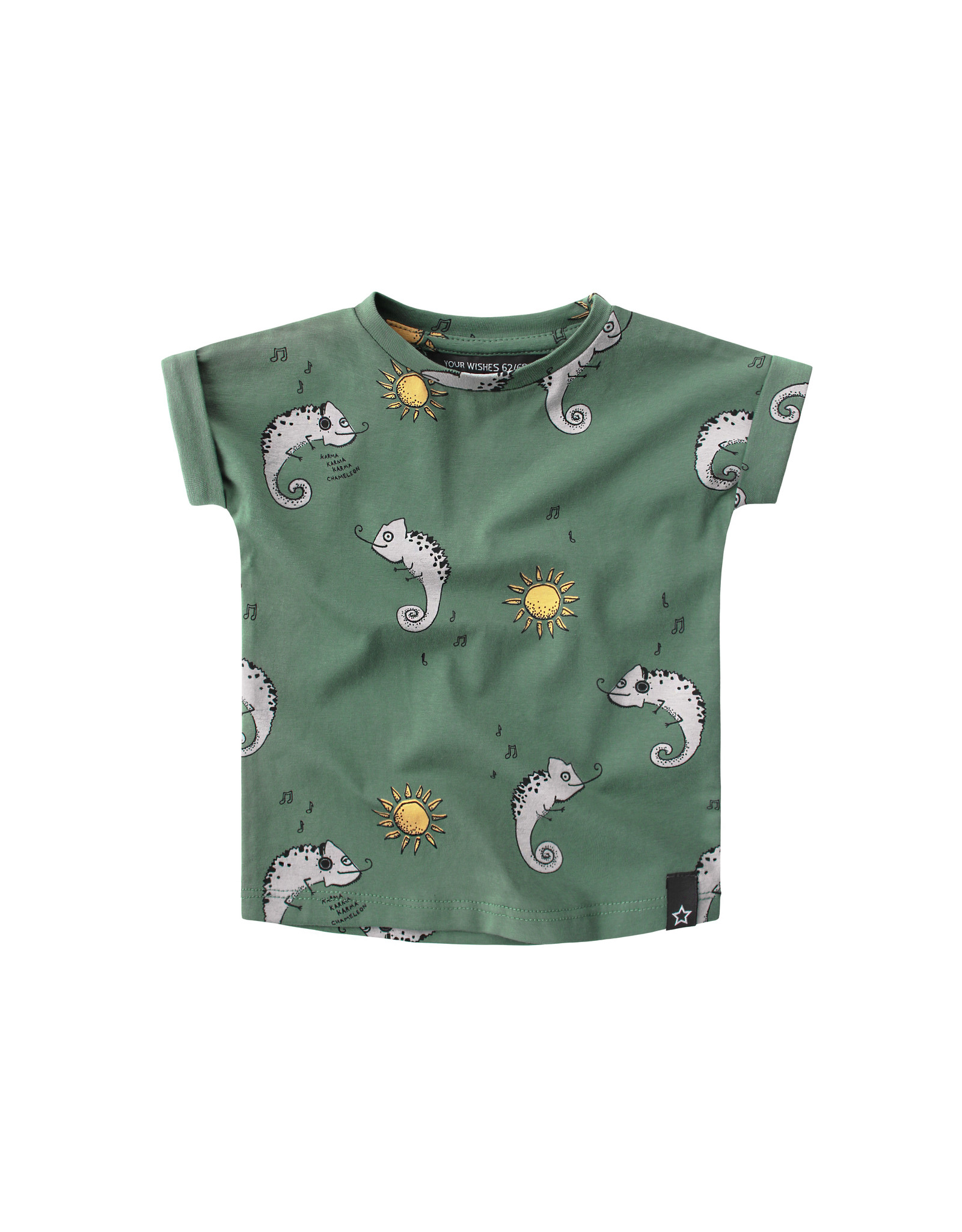 Your Wishes Chameleon | Boxy Tee