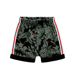 Your Wishes Botanic | Zipper Shorts