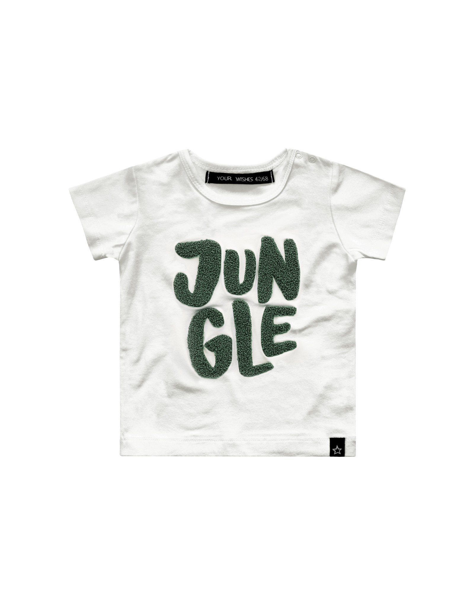 Your Wishes Jungle shirt maat 74/80
