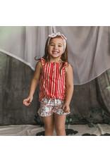 Your Wishes Flamingo | Ruffle Shorts