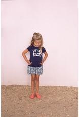 Jubel Short AOP - Botanic Blush mint