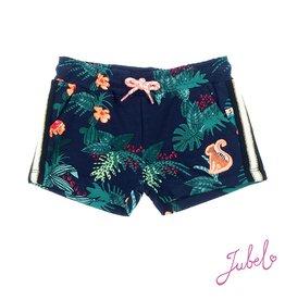 Jubel Short AOP - Botanic Blush marine