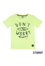Sturdy T-shirt Don't Worry - Wild Wanderer