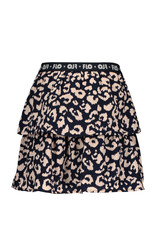 Like Flo Flo girls AO batik 2 layer skirt