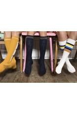 Like Flo Flo girls ajour sock navy maat 23/26