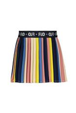 Like Flo Flo baby girls multi stripe plisse skirt