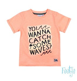 Feetje T-shirt You Wanna Catch - Mini Wanderer