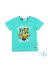 Feetje T-shirt Midnight Surfers - Mini  Wanderer