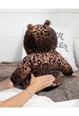 Feetje Teddy jasje met capuchon - Better Together