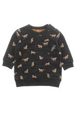 Feetje Sweater AOP - Hi There