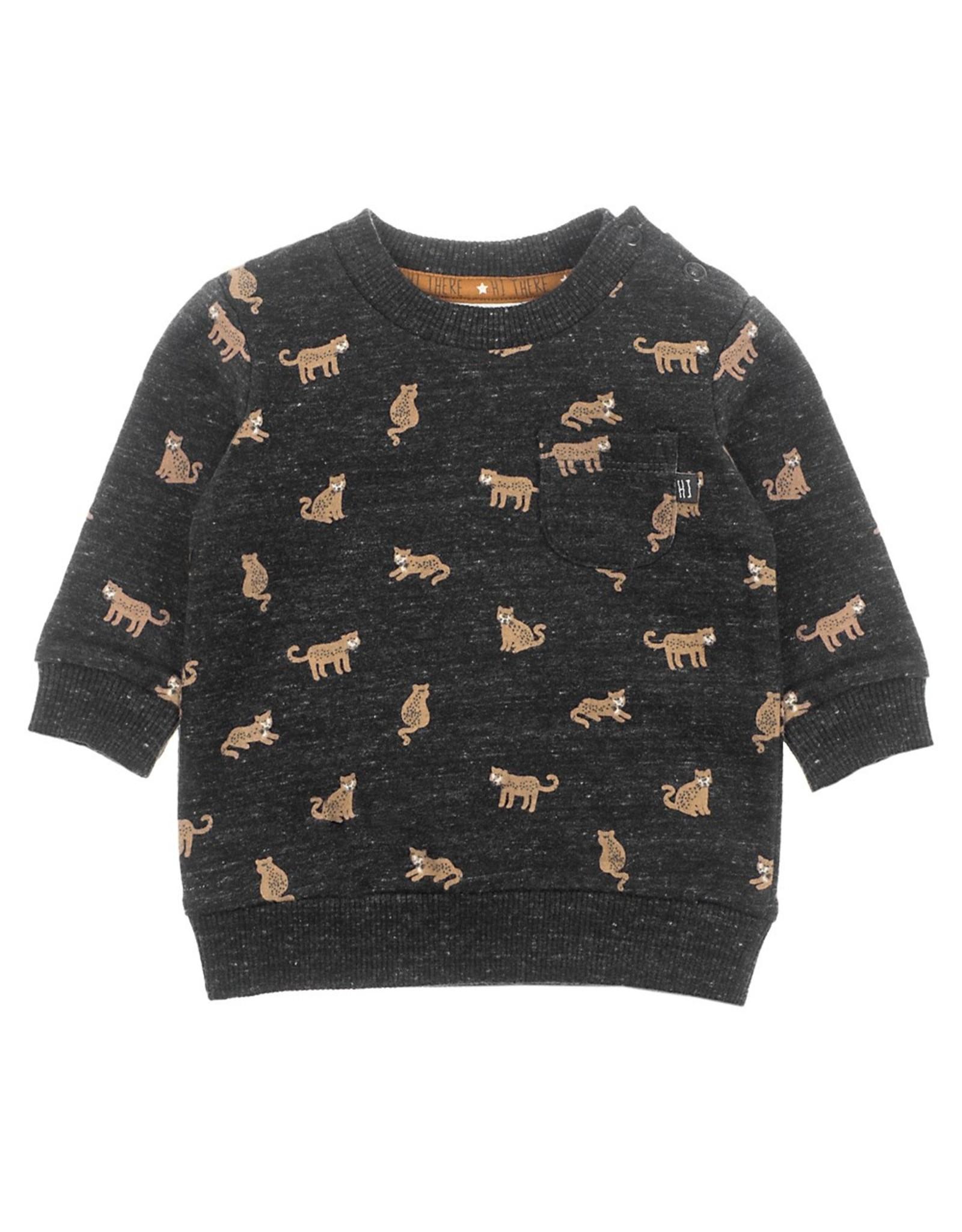 Feetje Sweater AOP - Hi There maat 56