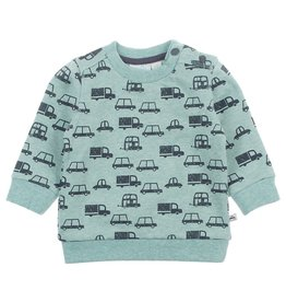 Feetje Sweater - Cars