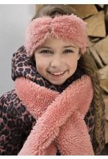 Like Flo Flo girls lammy scarf blush