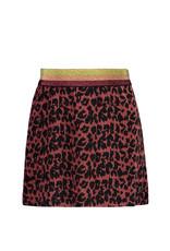 Like Flo Flo girls crincle velvet animal skirt