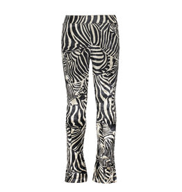 Like Flo Flo girls fancy velours flared pant