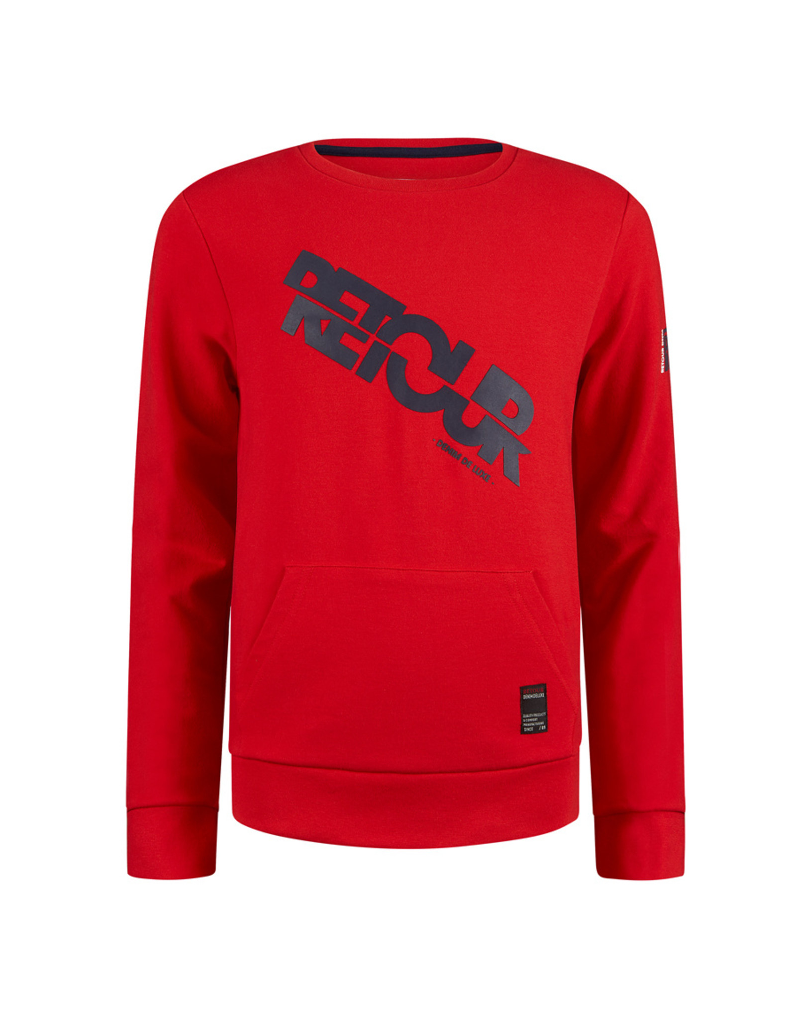 Retour Jeans Gino red
