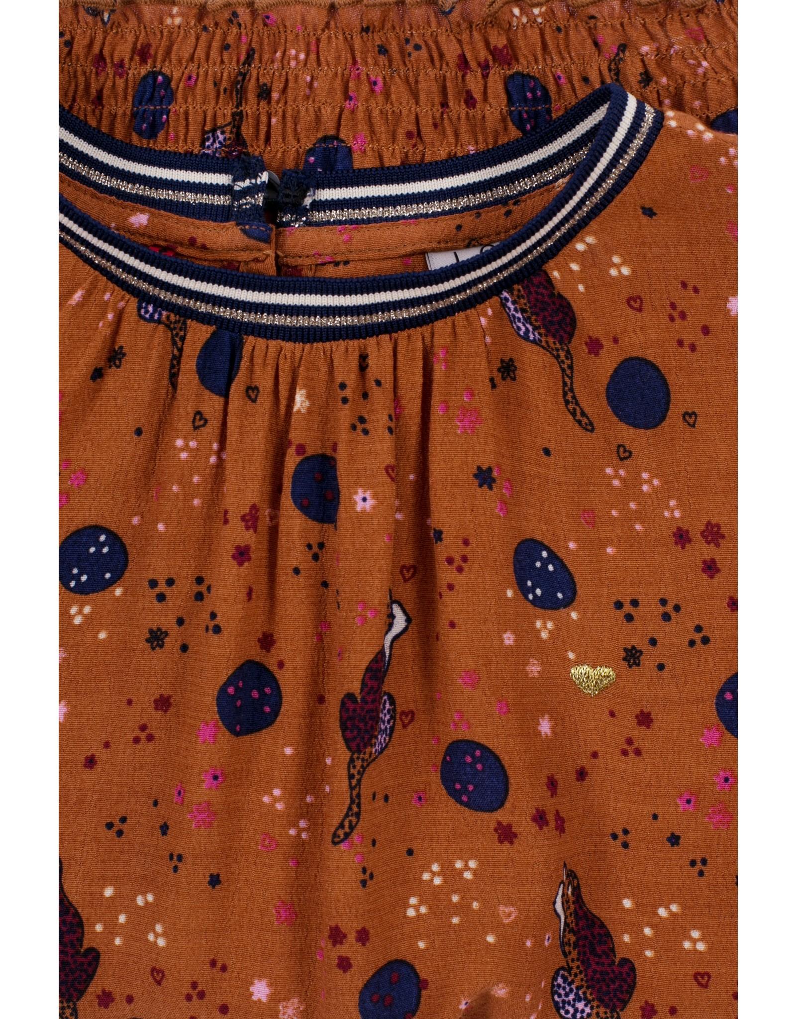 Looxs Little Little top l.sleeve caramel