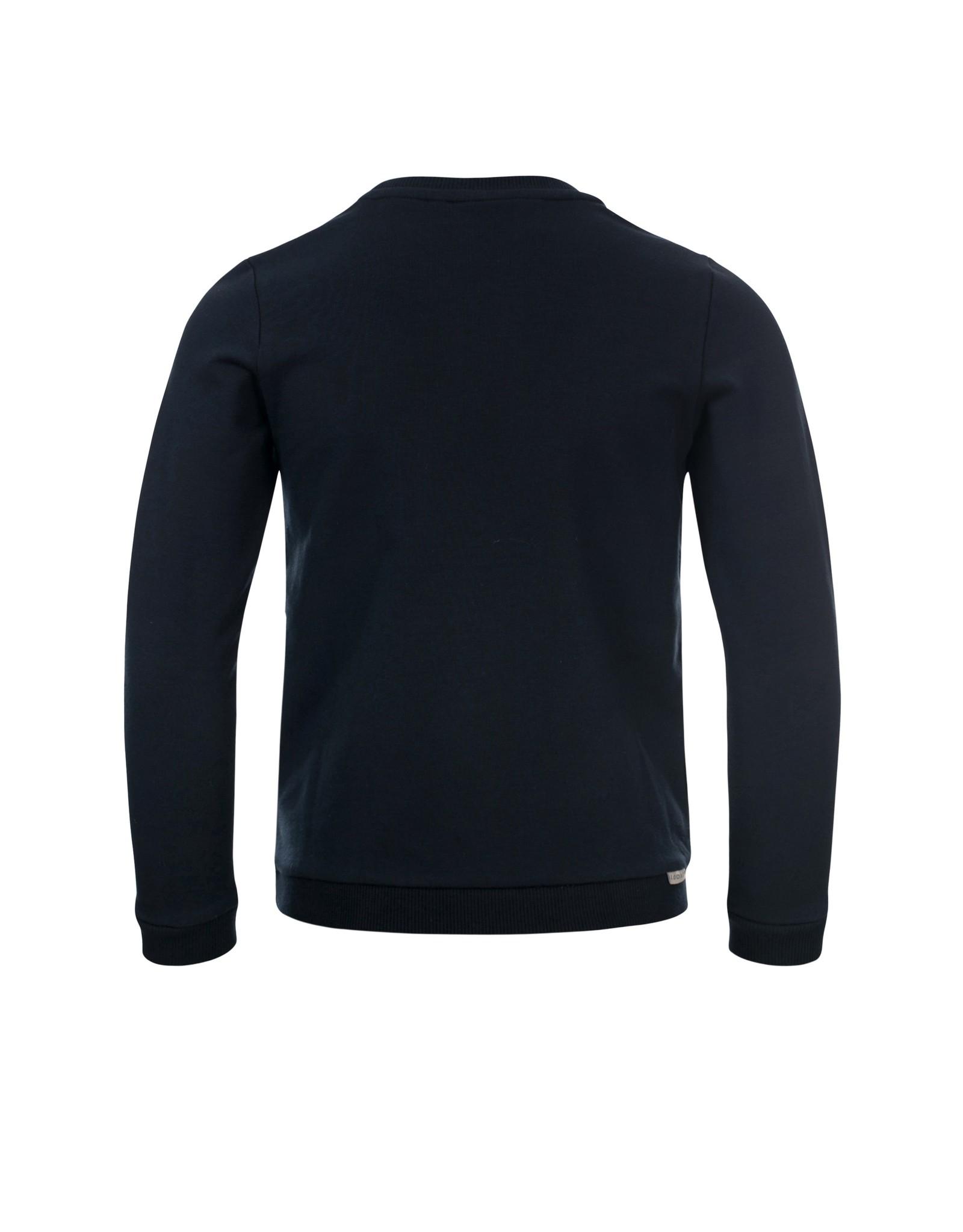 Looxs Little Little sweater navy