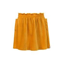Looxs Little Little velvet skirt honey