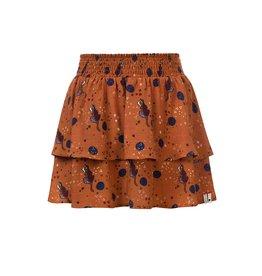 Looxs Little Little skirt caramel