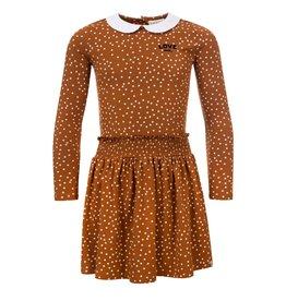 Looxs Little Little dress caramel maat 92