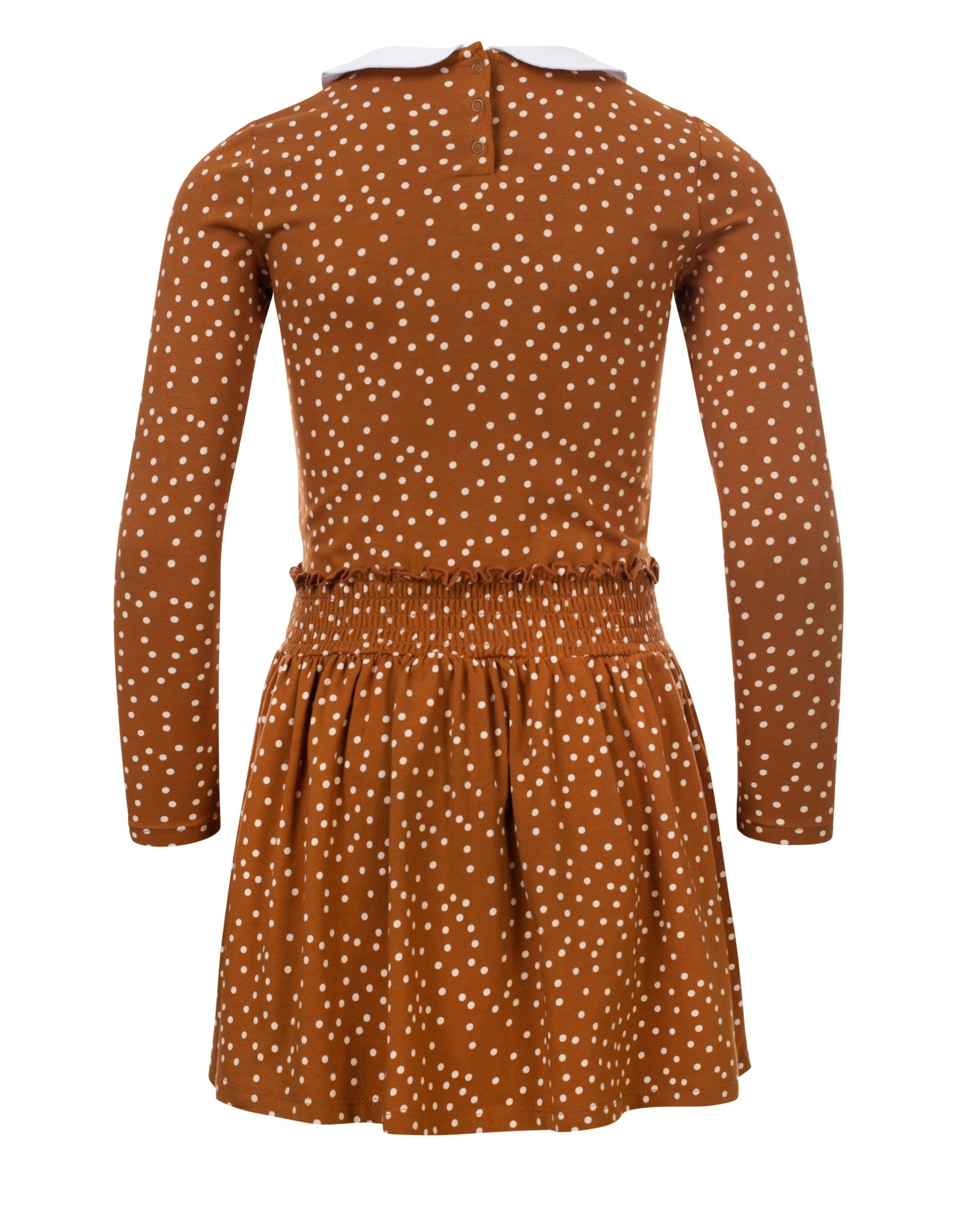 Looxs Little Little dress caramel maat 92