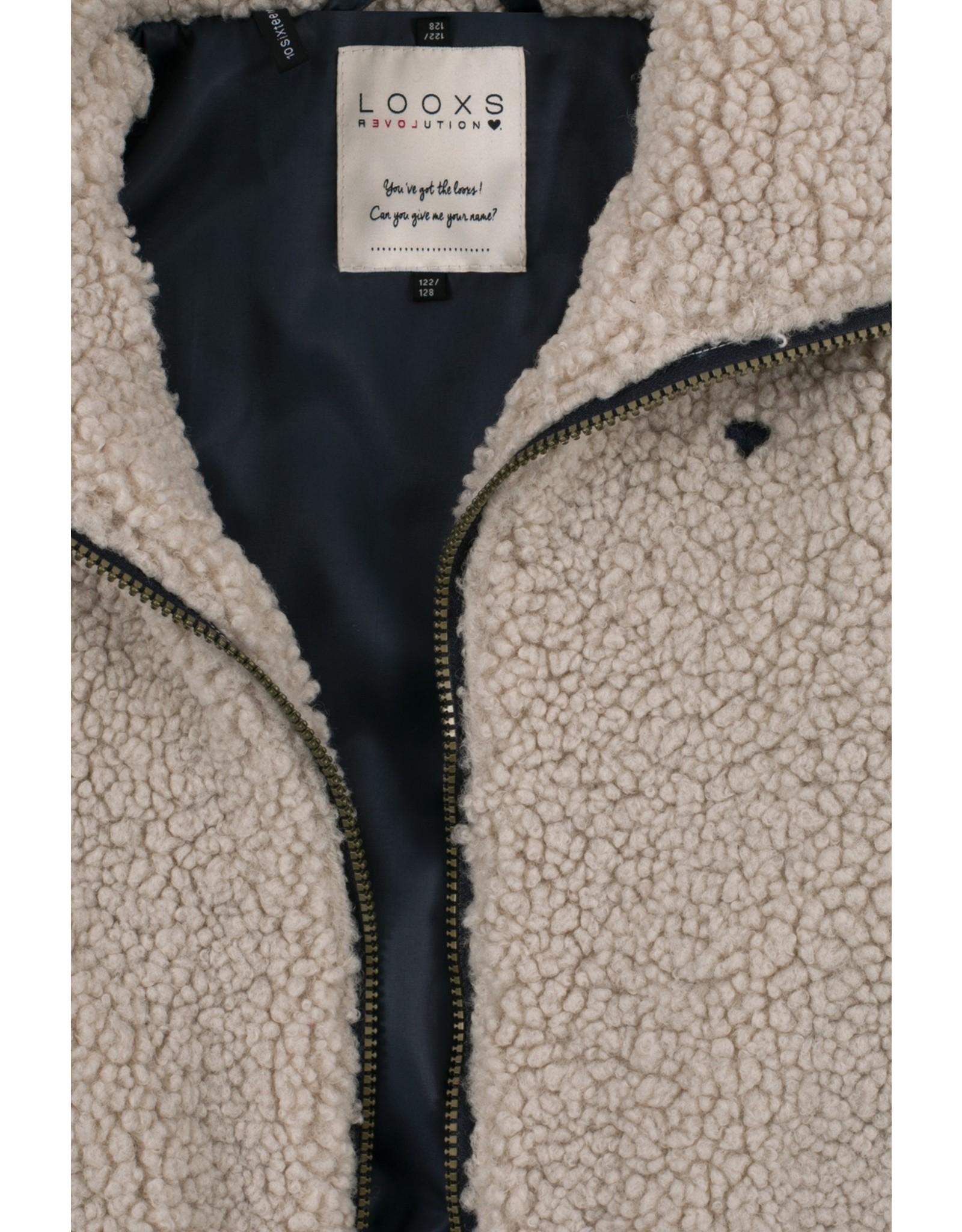 Looxs 10SIXTEEN Girls Bomber jacket maat 128