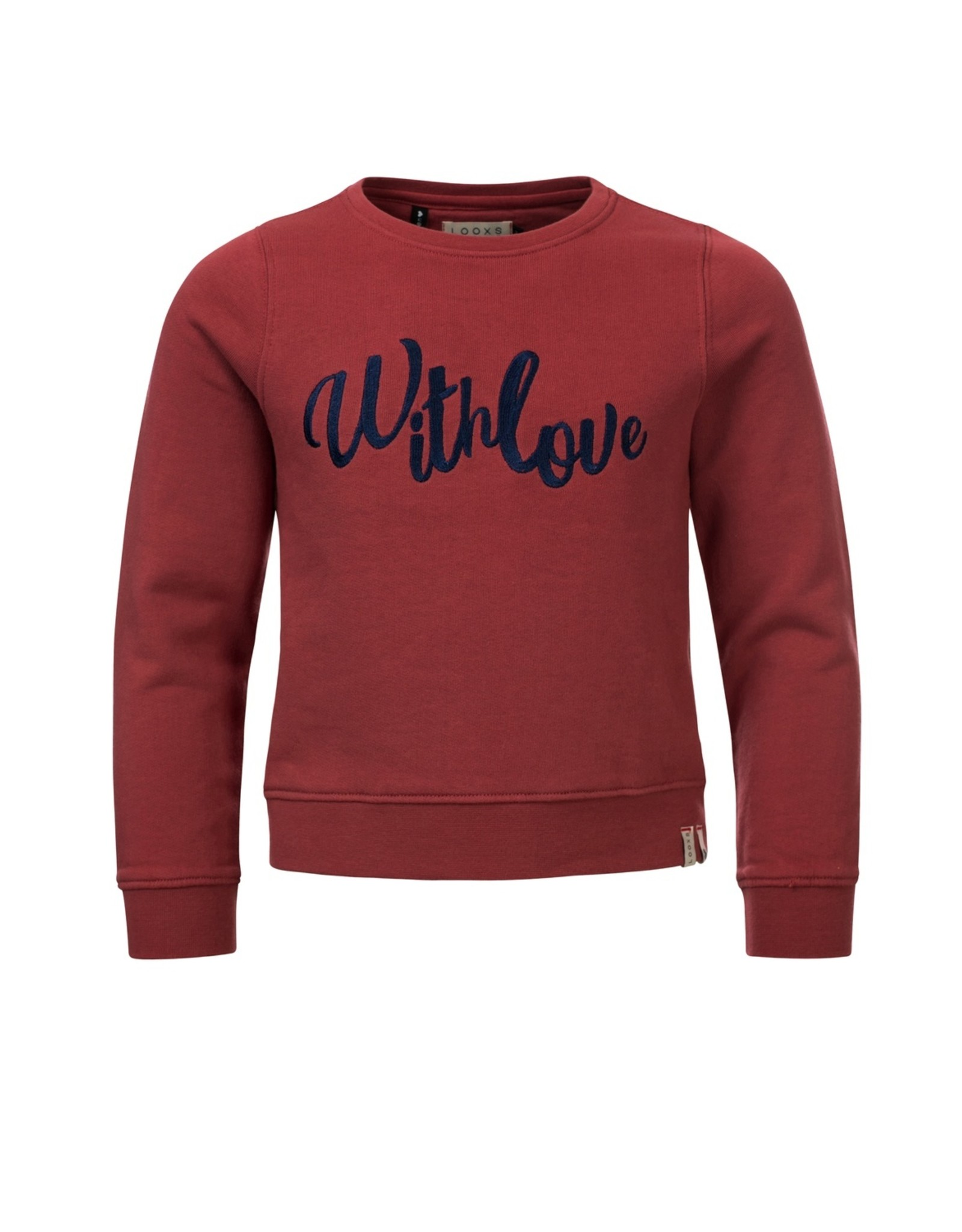 Looxs 10SIXTEEN Girls Sweater Garment dye m