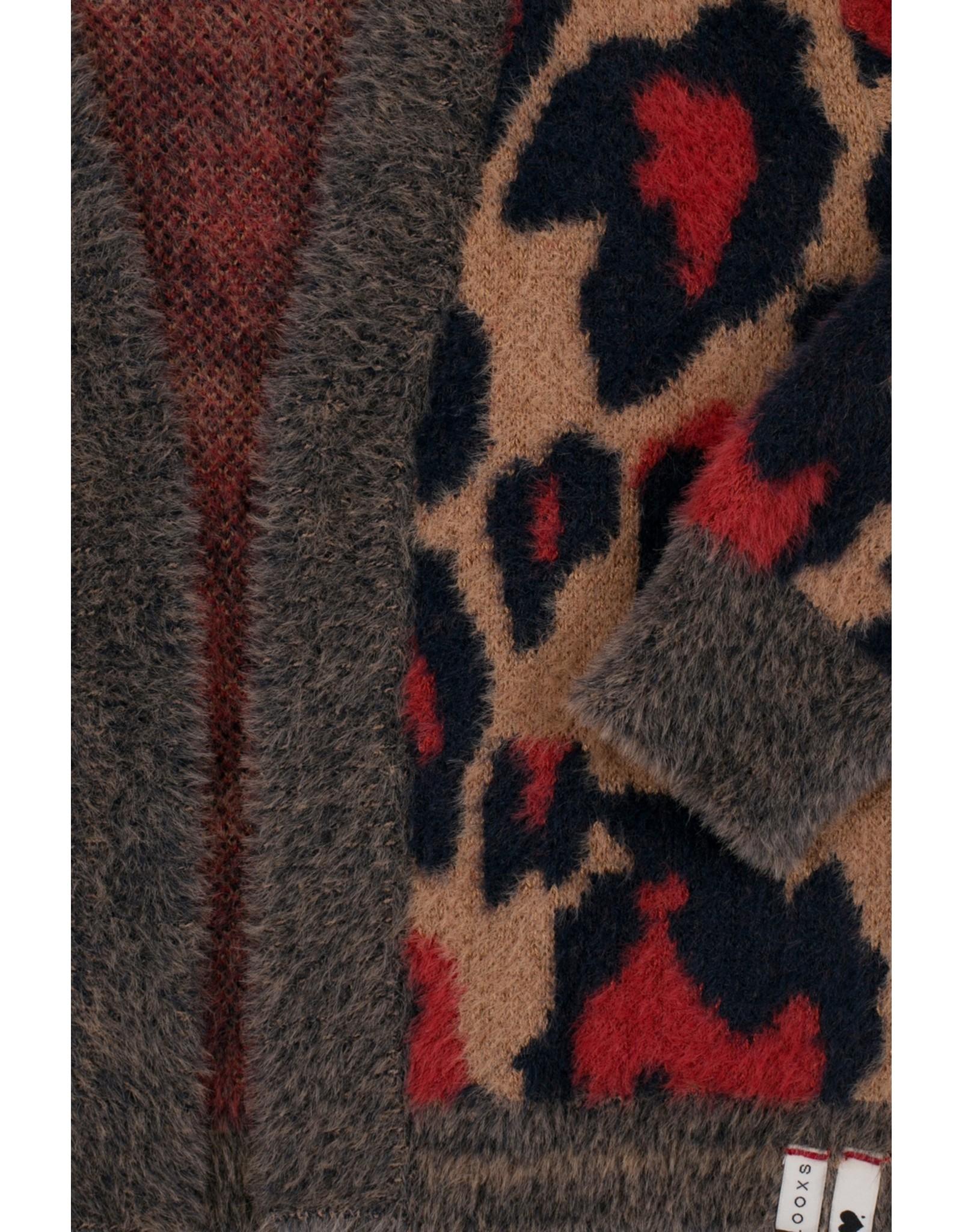 Looxs 10SIXTEEN Girls knitted cardigan c