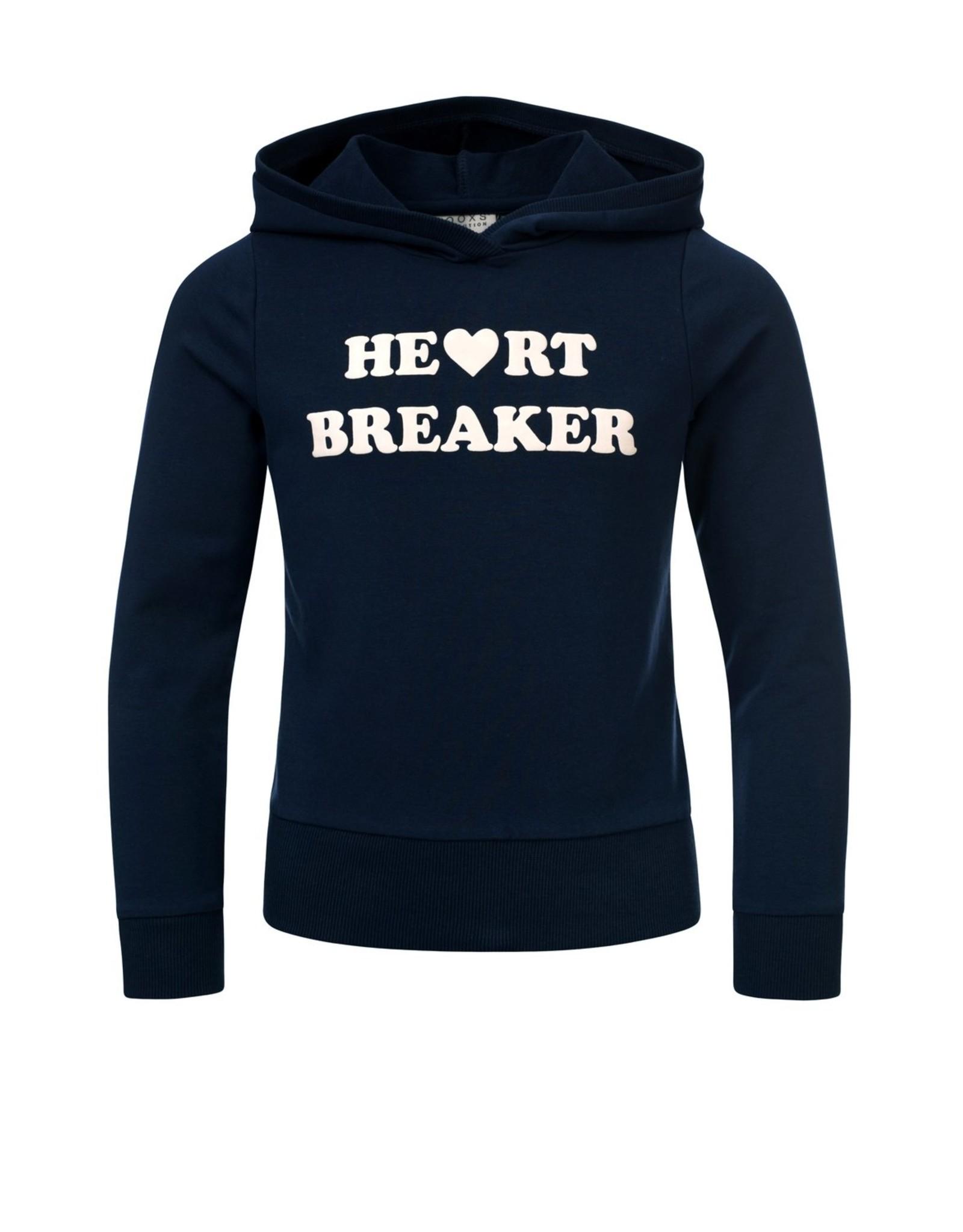 Looxs 10SIXTEEN Girls Hoody sweater maat 128