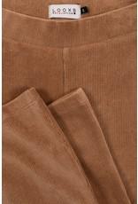 Looxs 10SIXTEEN Girls velvet rib flare pants c