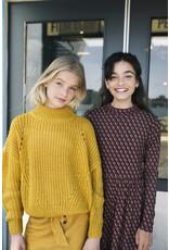 Street Called Madison Luna  sweater yellow maat 128