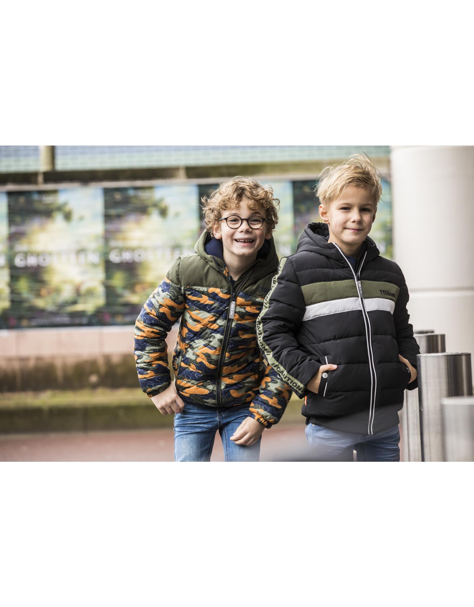 Tygo & Vito T&v jacket sleeve tape
