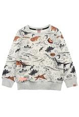 Sturdy Sweater AOP - Dino-mite