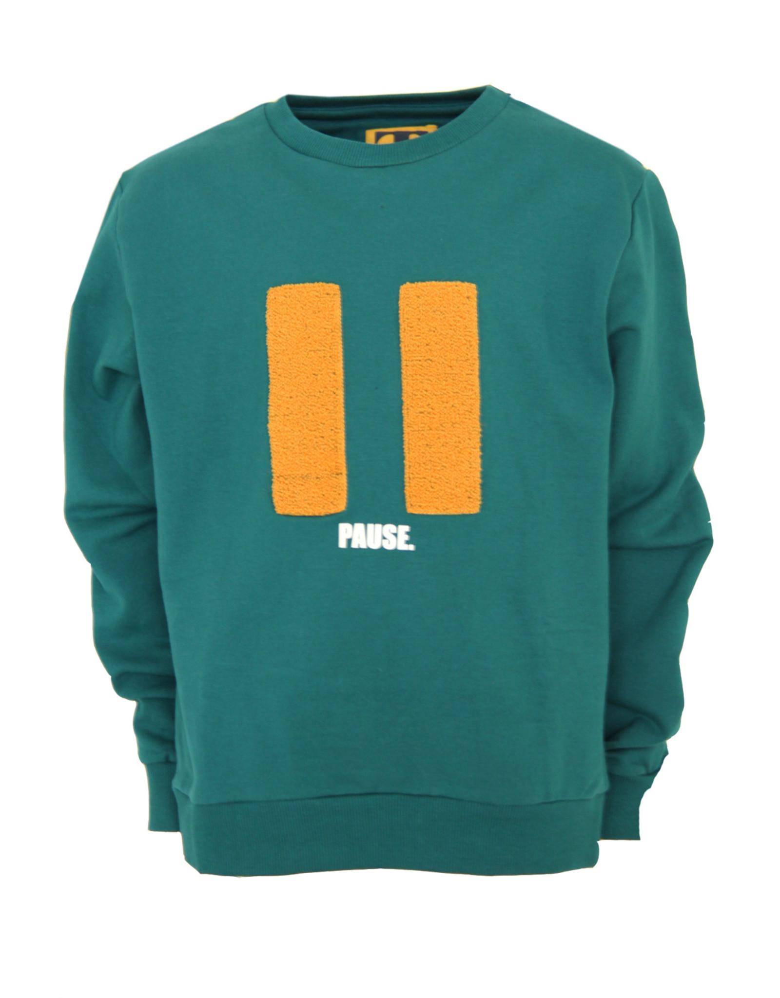 Topitm Sweater Tom  green