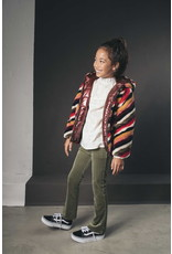 Like Flo Flo girls PDP relief flared pants