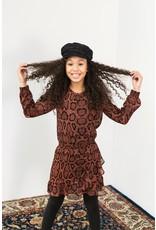 Looxs 10SIXTEEN Girls Dress snake maat 152