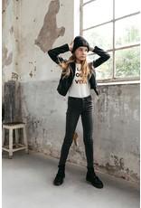 Looxs 10SIXTEEN Girls denim Skinny graphite
