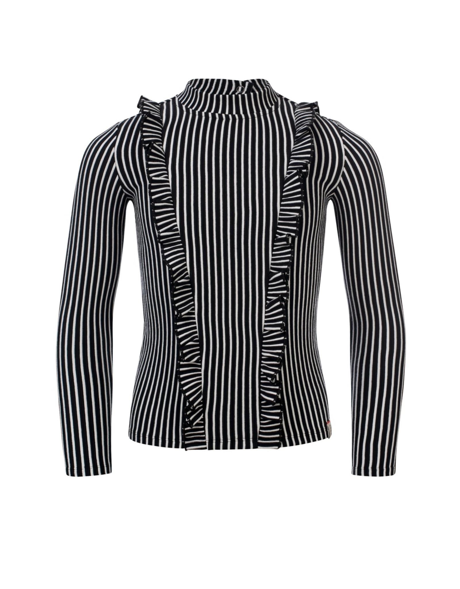 Looxs 10SIXTEEN Girls top stripe c