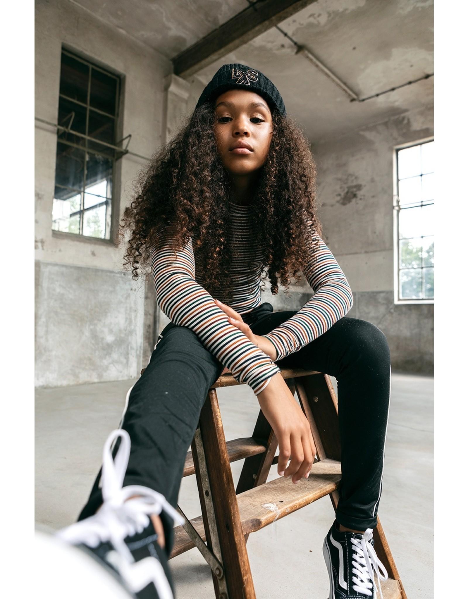 Looxs 10SIXTEEN Girls T-shirt l/s stripe