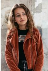 Looxs 10SIXTEEN Girls Biker Cardigan maat 164