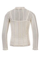 Looxs 10SIXTEEN Girls lace top chalk