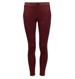 Looxs Little Little sweat pants wine maat 128