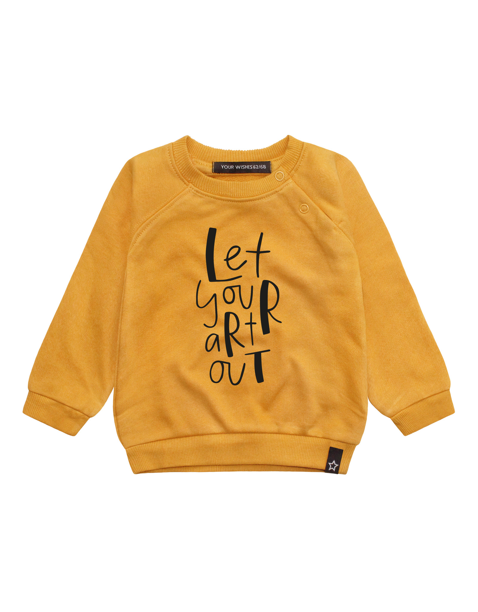 Your Wishes Cool Art | Sweater baby